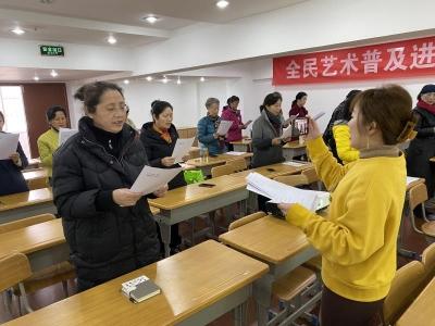镇江市文化馆老年艺术大学2021年春季培训班开班
