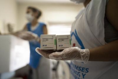 通讯:中国疫苗带给阿根廷线下复课更多安全保障