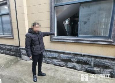 建新房欠债,他盯上了无人值守的车间