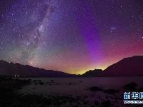 在新西蘭南島追逐極光