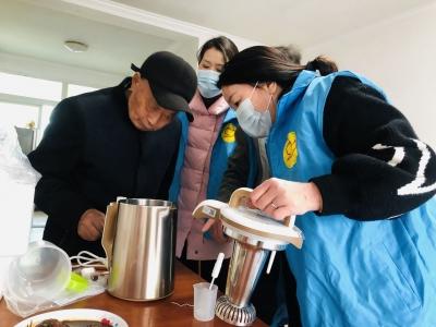 潘宗社区开展学雷锋活动