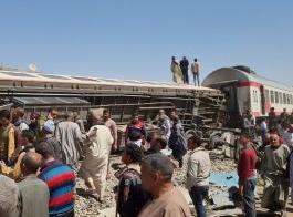 埃及火車相撞事故已致32死165傷 初步調查顯示事故為人為因素所致