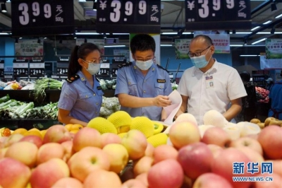 世行批准4亿美元贷款助中国加强食品安全管理