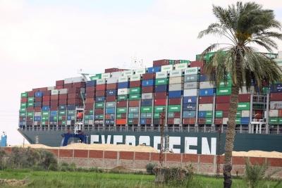 蘇伊士運河擱淺貨輪救援緩慢,國際油價顯著上漲
