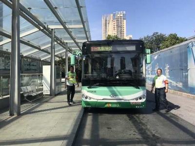 公交51路将优化线路 增设吾悦广场东站
