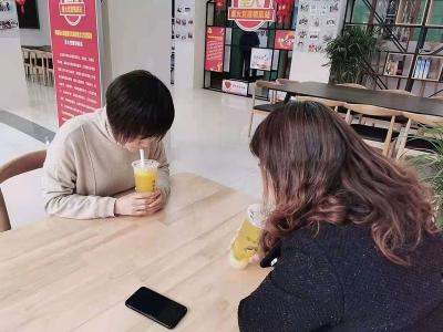"""丹阳:小小咖啡馆,让""""公益列车""""开往大爱的春天"""