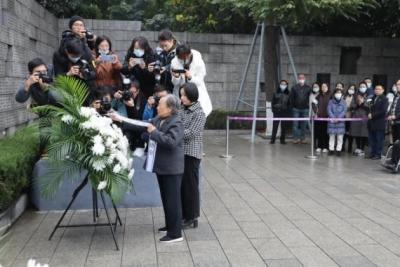 """""""留住""""最后的69名南京大屠杀幸存者"""