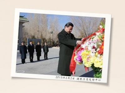 聯播+ | 鮮花朵朵祭先烈 習近平敬獻花籃深情緬懷英雄