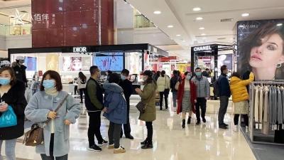 加大政策扶持 做好促销服务 京口区发力推动消费市场全面复苏