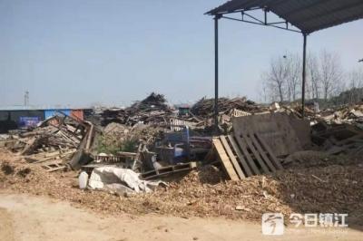 木材加工廠飄出碎屑擾民一年多 環保部門:要求整改,廠房已封閉