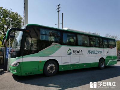 镇江开通公交定制专线服务