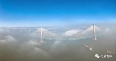 万亿之后再出发!南通:长江口勾画科创风景线