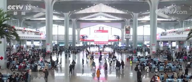 清明假期 | 全國鐵路增加運力應對客流高峰 最大限度滿足旅客出行需求