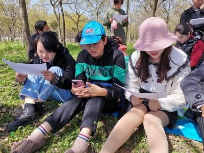 丹陽訪仙鎮:戶外閱讀交流會,點亮一盞親子心燈