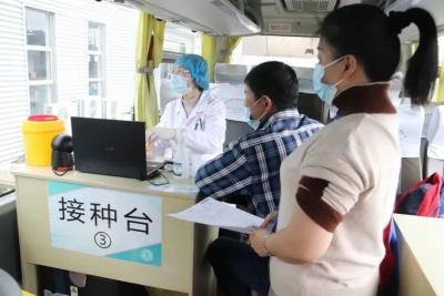 推進疫苗接種,江蘇多地在行動(7)