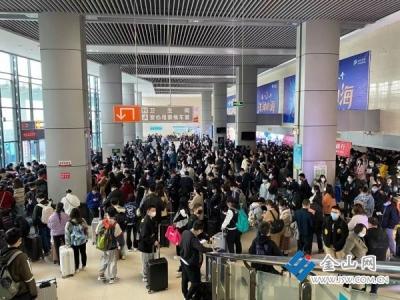 清明小長假,迎來新冠疫情發生以來的最大客流高峰 鎮江公路客運發送旅客6.5萬人次