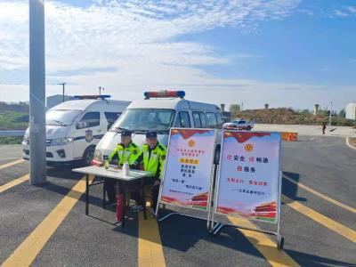 國省干線公路交通繁忙 清明假期機動車日均流量超2萬輛次