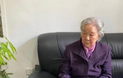87岁老人一心向党,再度递交入党申请