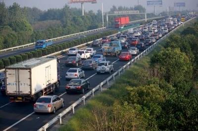 路況直播 京滬高速淮安東等多個收費站入口臨時關閉