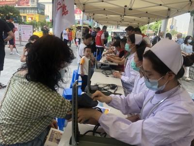镇江青年造血干细胞捐献志愿者集中行动启动