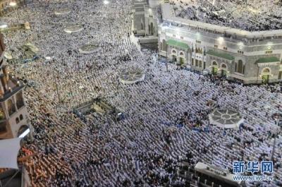 沙特宣布今年麦加朝觐人数将控制在6万人