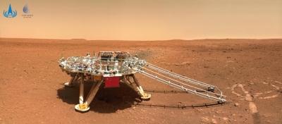 国家航天局:天问一号任务实现了我国航天发展史上6个首次