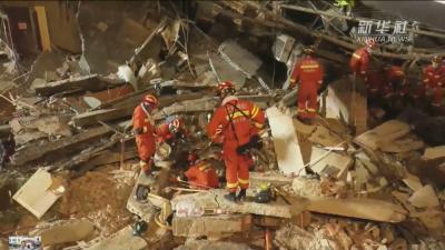 痛心!苏州酒店坍塌事故17人遇难