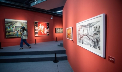 2021北京798艺术节开幕