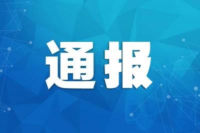 镇江新区通报2起违反中央八项规定精神典型问题