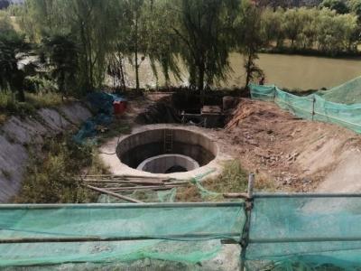 """新老管道将""""切换"""" 镇江古运河污水管道修复工程扫尾"""