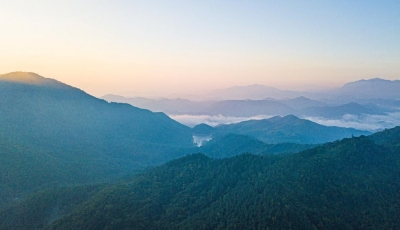 """""""飞阅""""海南热带雨林国家公园"""