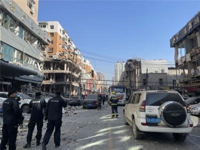 沈阳市和平区发生一起爆炸事故