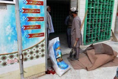 阿富汗南部一清真寺遭袭致30人死亡