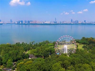 新华全媒+ 天空之眼看武汉:辛亥革命首义之城
